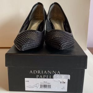 Lois Evening Pumps by Adrianna Papell